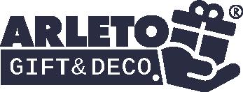 Arleto's dark logo